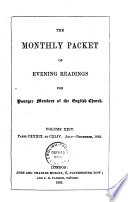 The Monthly Packet of Evening Readubgs for Younger Members of the English Church