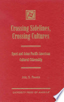 Crossing Sidelines  Crossing Cultures