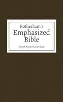 Rotherham's Emphasized Bible