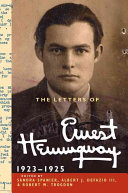 The Letters of Ernest Hemingway: