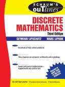 Schaum's Outline of Theory and Problems of Discrete Mathematics