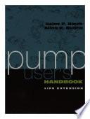 Pump User s Handbook