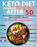 Keto Diet Cookbook For Women After 50