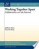Working Together Apart Book PDF