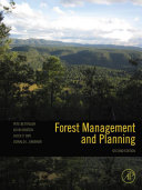 Forest Management and Planning Book