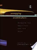 Occupying Architecture