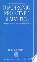 Diachronic Prototype Semantics