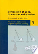 Compaction Of Soils Granulates And Powders