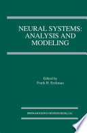 Neural Systems Analysis And Modeling book