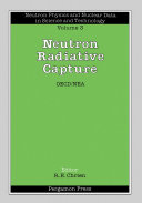 Neutron Radiative Capture