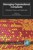 Managing Organizational Complexity