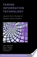 Taming Information Technology