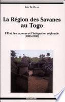 La région des Savanes au Togo