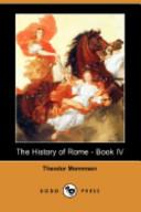 The History of Rome   Book IV  Dodo Press