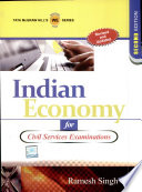 Indian Economy For Civil Services Examinations