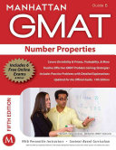 Number Properties GMAT Strategy Guide  5th Edition