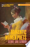 Romantic Women Poets