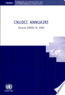 Annuaire de la Commission des Nations Unies pour le droit commercial International - 2002