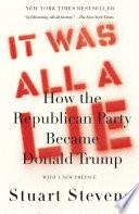 Book It Was All a Lie