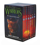 Warriors  Omen of the Stars Box Set