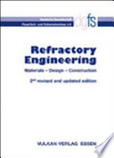 Refractory Engineering: Materials - Design - Construction