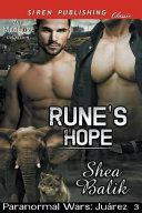 Rune s Hope  Paranormal Wars