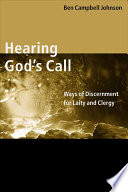 Hearing God S Call