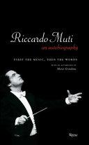 Riccardo Muti  an Autobiography