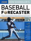 Baseball Forecaster 2008