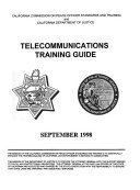 Telecommunications Training Guide