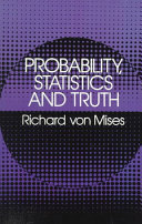 Probability, Statistics, and Truth