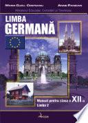 Limba german    Manual pentru clasa a XII a  limba a II a