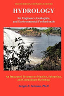 Hydrology for Engineers  Geologists  and Environmental Professionals