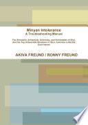 Minyan Intolerance - Purim 2010 Edition