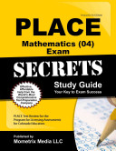 Place Mathematics  04  Exam Secrets Study Guide