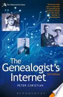 The Genealogist S Internet book