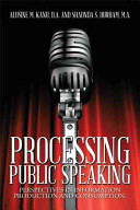 Processing Public Speaking
