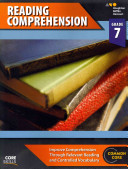Core Skills Reading Comprehension  Grade 7