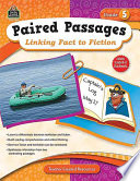 Paired Passages Grade 5 Linking Fact To Fiction