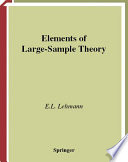 Elements of Large Sample Theory