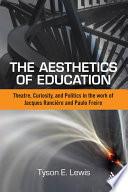 The Aesthetics of Education