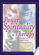The Power Of Spirituality In Therapy : gallup poll found that nearly...
