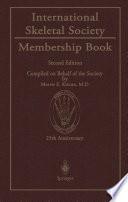 International Skeletal Society Membership Book