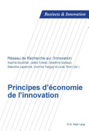 Principes d'économie de l'innovation