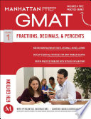 GMAT Fractions  Decimals    Percents