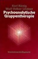 Psychoanalytische Gruppentherapie