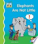 Elephants Are Not Little