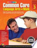Common Core Language Arts and Math, Grade 3