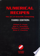 Numerical Recipes with Source Code CD ROM 3rd Edition
