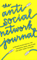 Anti Social Network Journal